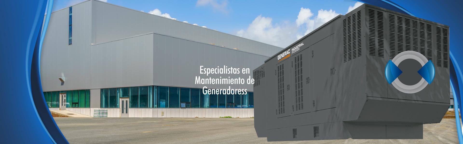 Mantenimiento de Generadores Eléctricos